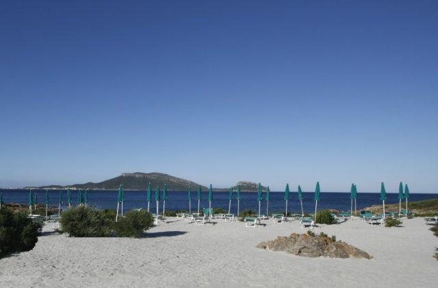 G - Spiaggia  Privata 1 BA foto