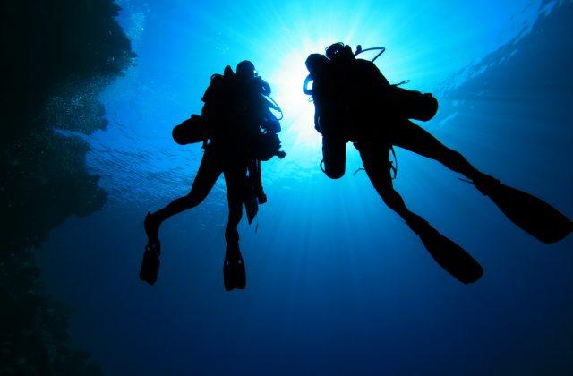 Immersioni a Golfo Aranci